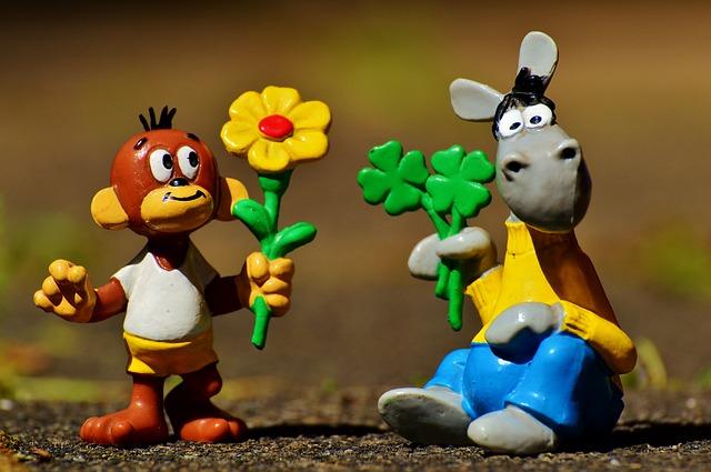 veselé figurky