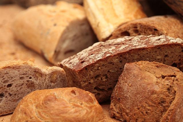 kusy chleba
