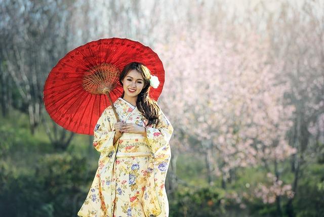 krásná gejša