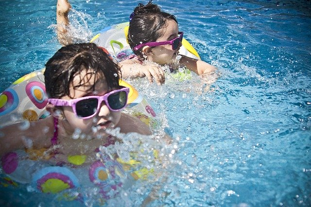 bazénová pohoda pro všechny